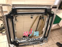 Singapore AirCon Service Air Conditioning Cleaning Repairing and Installation Air-con Gas Refill Aircon Chemical Wash Singapore Jing Yit Service Pte Ltd A03-20