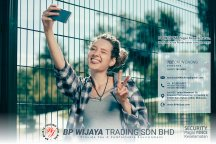 BP Wijaya Trading Sdn Bhd Fence Malaysia Selangor Kuala Lumpur manufacturer of safety fences building materials for housing construction site Security fencing factory fence house fence A01-009