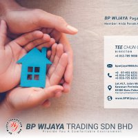 BP Wijaya Trading Sdn Bhd - Security Fence