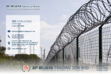 BP Wijaya Trading Sdn Bhd Fence Malaysia Selangor Kuala Lumpur manufacturer of safety fences building materials for housing construction site Security fencing factory fence house fence A01-014