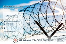 BP Wijaya Trading Sdn Bhd Fence Malaysia Selangor Kuala Lumpur manufacturer of safety fences building materials for housing construction site Security fencing factory fence house fence A01-015