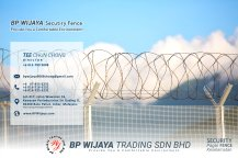 BP Wijaya Trading Sdn Bhd Fence Malaysia Selangor Kuala Lumpur manufacturer of safety fences building materials for housing construction site Security fencing factory fence house fence A01-016