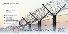 BP Wijaya Trading Sdn Bhd Fence Malaysia Selangor Kuala Lumpur manufacturer of safety fences building materials for housing construction site Security fencing factory fence house fence A01-002