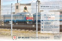 BP Wijaya Trading Sdn Bhd Fence Malaysia Selangor Kuala Lumpur manufacturer of safety fences building materials for housing construction site Security fencing factory fence house fence A01-019