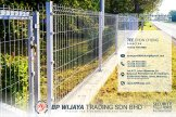 BP Wijaya Trading Sdn Bhd Fence Malaysia Selangor Kuala Lumpur manufacturer of safety fences building materials for housing construction site Security fencing factory fence house fence A01-007