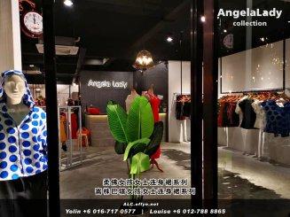 柔佛峇株巴辖 女孩女士连身裙 Angela Lady Collection 女士晚装 长裙 晚礼服 晚礼服裙 潮流精品 时尚饰品 女士服装衣服 牛仔裤 裙子 裤子 马来西亚 A01-012