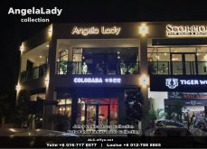 Johor Batu Pahat Ladies Dress Boutique Angela Lady Collection Dinner Dress Evening Gown Maxi Dress Evening Dress Gown Boutique Fashion Lady Apparel Clothes Jeans Skirt Pants Malaysia A01-003