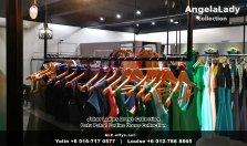 Johor Batu Pahat Ladies Dress Boutique Angela Lady Collection Dinner Dress Evening Gown Maxi Dress Evening Dress Gown Boutique Fashion Lady Apparel Clothes Jeans Skirt Pants Malaysia A01-010
