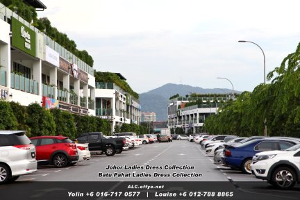 Johor Batu Pahat Ladies Dress Boutique Angela Lady Collection Dinner Dress Evening Gown Maxi Dress Evening Dress Gown Boutique Fashion Lady Apparel Clothes Jeans Skirt Pants Malaysia A03-001