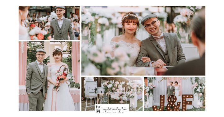 Malaysia Kuala Lumpur Wedding Decoration Kiong Art Wedding Deco Eternal Registration of Marriage Ceremony Open-air Party of Jack and Fish ROM at Kluang Container Hotel A14-A00-00