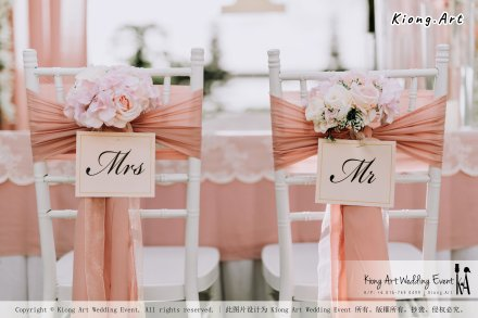 Malaysia Kuala Lumpur Wedding Decoration Kiong Art Wedding Deco Eternal Registration of Marriage Ceremony Open-air Party of Jack and Fish ROM at Kluang Container Hotel A14-A01-012