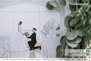 Malaysia Kuala Lumpur Wedding Decoration Kiong Art Wedding Deco Eternal Registration of Marriage Ceremony Open-air Party of Jack and Fish ROM at Kluang Container Hotel A14-A01-021