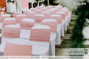 Malaysia Kuala Lumpur Wedding Decoration Kiong Art Wedding Deco Eternal Registration of Marriage Ceremony Open-air Party of Jack and Fish ROM at Kluang Container Hotel A14-A01-022
