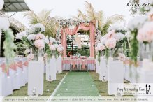 Malaysia Kuala Lumpur Wedding Decoration Kiong Art Wedding Deco Eternal Registration of Marriage Ceremony Open-air Party of Jack and Fish ROM at Kluang Container Hotel A14-A01-027