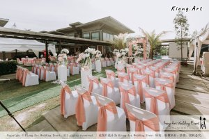 Malaysia Kuala Lumpur Wedding Decoration Kiong Art Wedding Deco Eternal Registration of Marriage Ceremony Open-air Party of Jack and Fish ROM at Kluang Container Hotel A14-A01-036