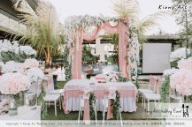 Malaysia Kuala Lumpur Wedding Decoration Kiong Art Wedding Deco Eternal Registration of Marriage Ceremony Open-air Party of Jack and Fish ROM at Kluang Container Hotel A14-A01-041