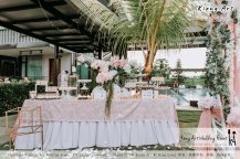 Malaysia Kuala Lumpur Wedding Decoration Kiong Art Wedding Deco Eternal Registration of Marriage Ceremony Open-air Party of Jack and Fish ROM at Kluang Container Hotel A14-A01-044