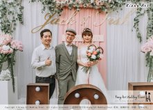 Malaysia Kuala Lumpur Wedding Decoration Kiong Art Wedding Deco Eternal Registration of Marriage Ceremony Open-air Party of Jack and Fish ROM at Kluang Container Hotel A14-A01-077