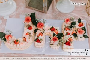Malaysia Kuala Lumpur Wedding Decoration Kiong Art Wedding Deco Eternal Registration of Marriage Ceremony Open-air Party of Jack and Fish ROM at Kluang Container Hotel A14-A01-083