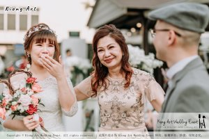 Malaysia Kuala Lumpur Wedding Decoration Kiong Art Wedding Deco Eternal Registration of Marriage Ceremony Open-air Party of Jack and Fish ROM at Kluang Container Hotel A14-A01-103