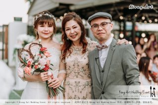 Malaysia Kuala Lumpur Wedding Decoration Kiong Art Wedding Deco Eternal Registration of Marriage Ceremony Open-air Party of Jack and Fish ROM at Kluang Container Hotel A14-A01-104