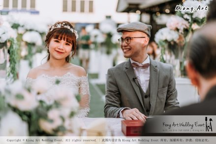 Malaysia Kuala Lumpur Wedding Decoration Kiong Art Wedding Deco Eternal Registration of Marriage Ceremony Open-air Party of Jack and Fish ROM at Kluang Container Hotel A14-A01-110
