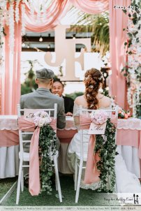 Malaysia Kuala Lumpur Wedding Decoration Kiong Art Wedding Deco Eternal Registration of Marriage Ceremony Open-air Party of Jack and Fish ROM at Kluang Container Hotel A14-A01-112