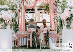 Malaysia Kuala Lumpur Wedding Decoration Kiong Art Wedding Deco Eternal Registration of Marriage Ceremony Open-air Party of Jack and Fish ROM at Kluang Container Hotel A14-A01-113
