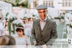 Malaysia Kuala Lumpur Wedding Decoration Kiong Art Wedding Deco Eternal Registration of Marriage Ceremony Open-air Party of Jack and Fish ROM at Kluang Container Hotel A14-A01-114