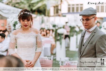 Malaysia Kuala Lumpur Wedding Decoration Kiong Art Wedding Deco Eternal Registration of Marriage Ceremony Open-air Party of Jack and Fish ROM at Kluang Container Hotel A14-A01-121
