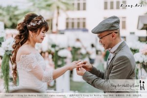 Malaysia Kuala Lumpur Wedding Decoration Kiong Art Wedding Deco Eternal Registration of Marriage Ceremony Open-air Party of Jack and Fish ROM at Kluang Container Hotel A14-A01-125