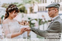 Malaysia Kuala Lumpur Wedding Decoration Kiong Art Wedding Deco Eternal Registration of Marriage Ceremony Open-air Party of Jack and Fish ROM at Kluang Container Hotel A14-A01-126