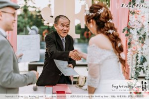 Malaysia Kuala Lumpur Wedding Decoration Kiong Art Wedding Deco Eternal Registration of Marriage Ceremony Open-air Party of Jack and Fish ROM at Kluang Container Hotel A14-A01-133