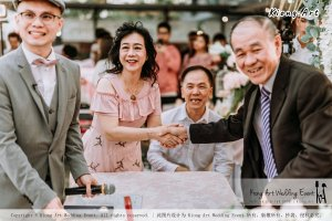 Malaysia Kuala Lumpur Wedding Decoration Kiong Art Wedding Deco Eternal Registration of Marriage Ceremony Open-air Party of Jack and Fish ROM at Kluang Container Hotel A14-A01-136