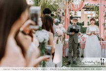 Malaysia Kuala Lumpur Wedding Decoration Kiong Art Wedding Deco Eternal Registration of Marriage Ceremony Open-air Party of Jack and Fish ROM at Kluang Container Hotel A14-A01-144