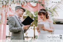 Malaysia Kuala Lumpur Wedding Decoration Kiong Art Wedding Deco Eternal Registration of Marriage Ceremony Open-air Party of Jack and Fish ROM at Kluang Container Hotel A14-A01-148