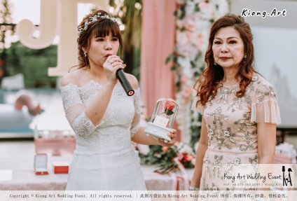 Malaysia Kuala Lumpur Wedding Decoration Kiong Art Wedding Deco Eternal Registration of Marriage Ceremony Open-air Party of Jack and Fish ROM at Kluang Container Hotel A14-A01-162