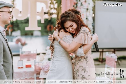 Malaysia Kuala Lumpur Wedding Decoration Kiong Art Wedding Deco Eternal Registration of Marriage Ceremony Open-air Party of Jack and Fish ROM at Kluang Container Hotel A14-A01-164