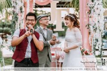 Malaysia Kuala Lumpur Wedding Decoration Kiong Art Wedding Deco Eternal Registration of Marriage Ceremony Open-air Party of Jack and Fish ROM at Kluang Container Hotel A14-A01-170