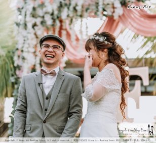 Malaysia Kuala Lumpur Wedding Decoration Kiong Art Wedding Deco Eternal Registration of Marriage Ceremony Open-air Party of Jack and Fish ROM at Kluang Container Hotel A14-A01-176
