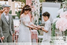 Malaysia Kuala Lumpur Wedding Decoration Kiong Art Wedding Deco Eternal Registration of Marriage Ceremony Open-air Party of Jack and Fish ROM at Kluang Container Hotel A14-A01-177