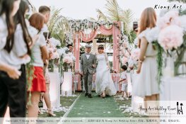 Malaysia Kuala Lumpur Wedding Decoration Kiong Art Wedding Deco Eternal Registration of Marriage Ceremony Open-air Party of Jack and Fish ROM at Kluang Container Hotel A14-A01-184