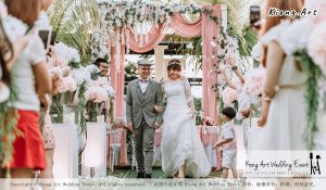 Malaysia Kuala Lumpur Wedding Decoration Kiong Art Wedding Deco Eternal Registration of Marriage Ceremony Open-air Party of Jack and Fish ROM at Kluang Container Hotel A14-A01-185