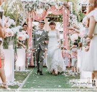 Malaysia Kuala Lumpur Wedding Decoration Kiong Art Wedding Deco Eternal Registration of Marriage Ceremony Open-air Party of Jack and Fish ROM at Kluang Container Hotel A14-A01-188