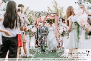 Malaysia Kuala Lumpur Wedding Decoration Kiong Art Wedding Deco Eternal Registration of Marriage Ceremony Open-air Party of Jack and Fish ROM at Kluang Container Hotel A14-A01-189