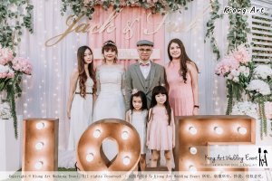 Malaysia Kuala Lumpur Wedding Decoration Kiong Art Wedding Deco Eternal Registration of Marriage Ceremony Open-air Party of Jack and Fish ROM at Kluang Container Hotel A14-A01-202