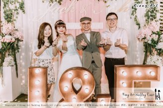 Malaysia Kuala Lumpur Wedding Decoration Kiong Art Wedding Deco Eternal Registration of Marriage Ceremony Open-air Party of Jack and Fish ROM at Kluang Container Hotel A14-A01-217