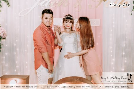 Malaysia Kuala Lumpur Wedding Decoration Kiong Art Wedding Deco Eternal Registration of Marriage Ceremony Open-air Party of Jack and Fish ROM at Kluang Container Hotel A14-A01-224