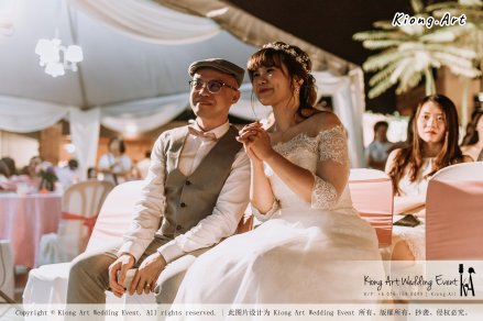 Malaysia Kuala Lumpur Wedding Decoration Kiong Art Wedding Deco Eternal Registration of Marriage Ceremony Open-air Party of Jack and Fish ROM at Kluang Container Hotel A14-A01-230