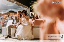 Malaysia Kuala Lumpur Wedding Decoration Kiong Art Wedding Deco Eternal Registration of Marriage Ceremony Open-air Party of Jack and Fish ROM at Kluang Container Hotel A14-A01-231